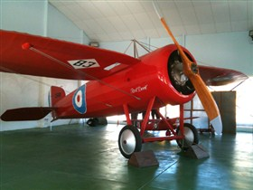Captain Harry Butler Red Devil Monoplane Memorial - Attractions Sydney