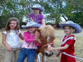 Amberainbow Pony Rides - Attractions Sydney