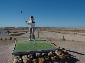 Coober Pedy Opal Fields Golf Club - Attractions Sydney