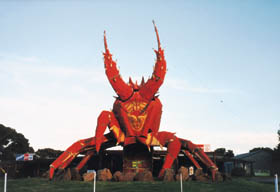 The Big Lobster - Attractions Sydney