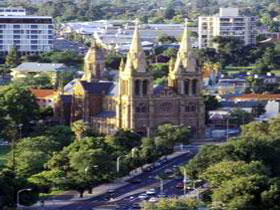 St Peter's Anglican Cathedral - Attractions Sydney