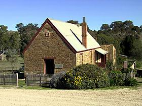 Friedensberg Historic German School Museum - Attractions Sydney