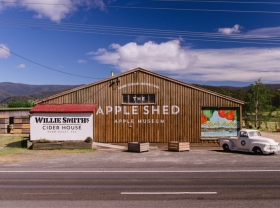 The Apple Shed Tasmania - Attractions Sydney
