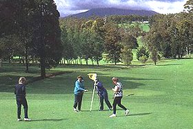 Deloraine Golf Course - Attractions Sydney