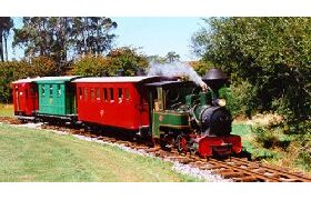 Redwater Creek Railway - Attractions Sydney