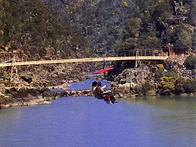 Launceston Cataract Gorge  Gorge Scenic Chairlift - Attractions Sydney