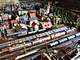 Tudor Court Model Village and German Model Train World - Attractions Sydney