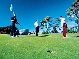 Huon Heights Public Golf Course - Attractions Sydney
