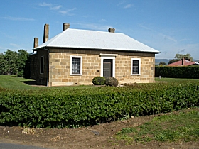Oatlands Court House - Attractions Sydney