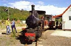 Wee Georgie Wood Steam Railway - Attractions Sydney