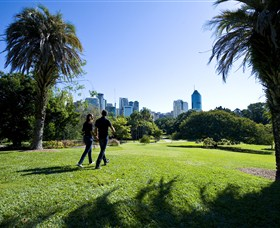 City Botanic Gardens - Attractions Sydney