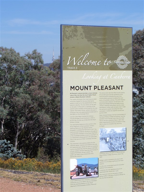 Mount Pleasant Lookout - Attractions Sydney