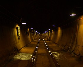 WWII Oil Storage Tunnels - Attractions Sydney