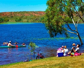 Tingkkarli/Lake Mary Ann - Attractions Sydney