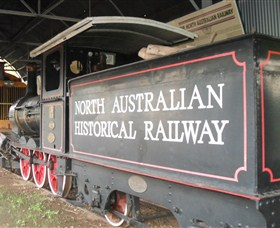 Pine Creek Railway Precinct - Attractions Sydney