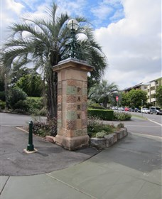 Newstead Park Memorials - Attractions Sydney
