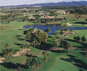 Palm Meadows Golf Course - Attractions Sydney