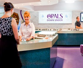 Opals Down Under - Attractions Sydney