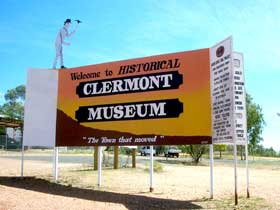Clermont Historical Centre and Museum - Attractions Sydney