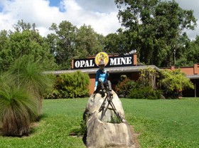 Outback Opal Mine - Attractions Sydney
