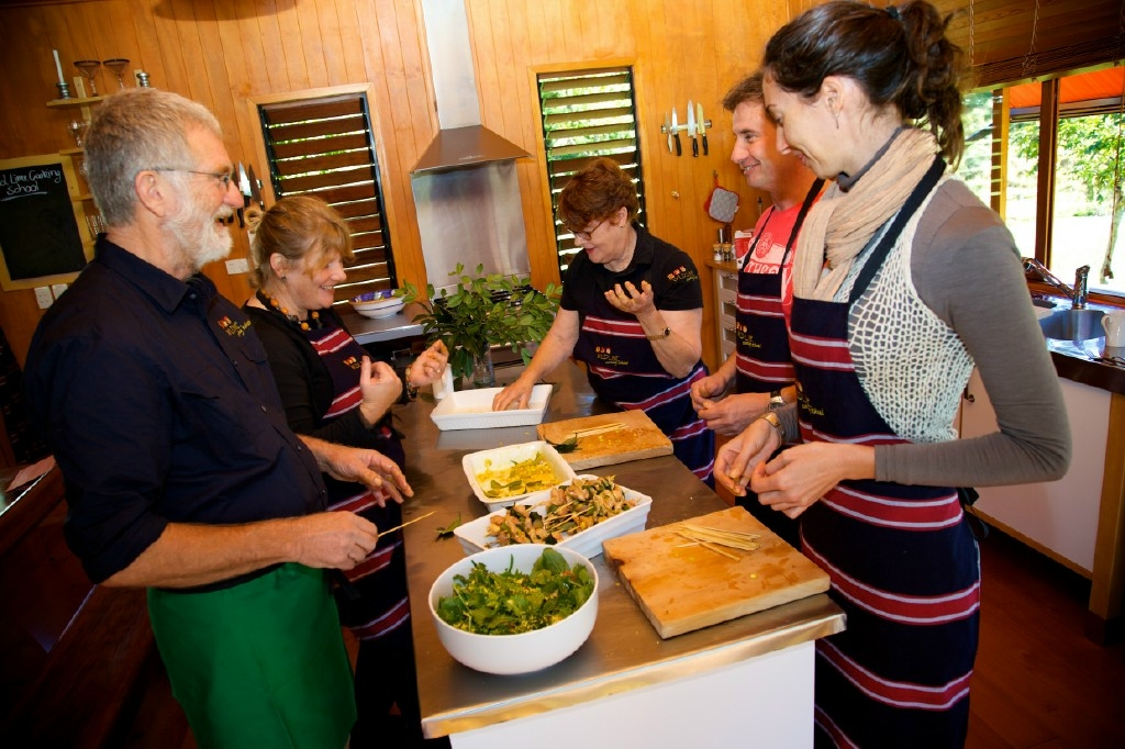 Wild Lime Cooking School - Attractions Sydney