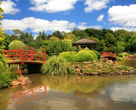 Japanese Gardens - Attractions Sydney