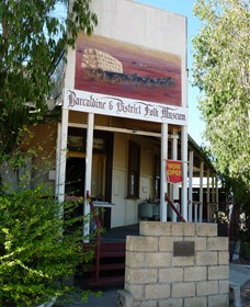 Barcaldine and District Museum - Attractions Sydney