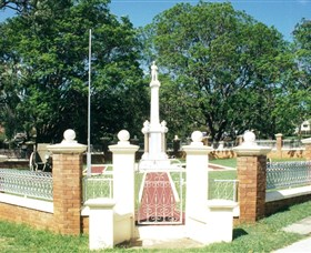 Boonah War Memorial and Memorial Park - Attractions Sydney