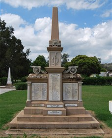Boer War Memorial and Park - Attractions Sydney