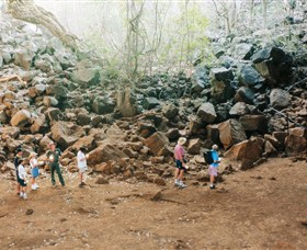 Undara Volcanic National Park - Attractions Sydney