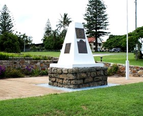 Dunwich War Memorial - Attractions Sydney