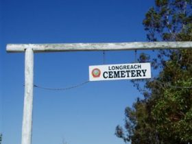 Longreach Cemetery - Attractions Sydney