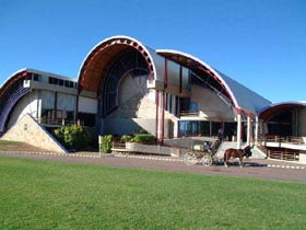 Australian Stockmans Hall of Fame and Outback Heritage Centre - Attractions Sydney