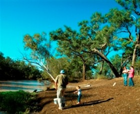 Charleville - Dillalah Warrego River Fishing Spot - Attractions Sydney