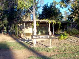 Clermont - Old Town Site - Attractions Sydney
