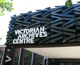 Public Record Office Victoria - Attractions Sydney