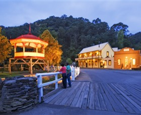 Walhalla Historic Area - Attractions Sydney