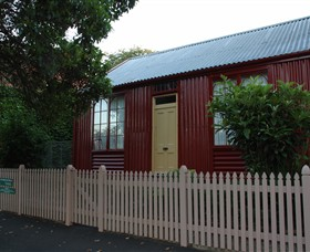 19th Century Portable Iron Houses - Attractions Sydney