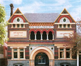 Victorian Artists Society - Attractions Sydney