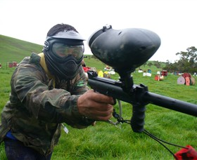 Bass Coast Paintball - Attractions Sydney