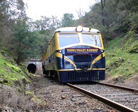 Yarra Valley Railway - Attractions Sydney