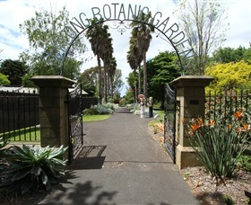 Friends of Geelong Botanic Gardens - Attractions Sydney