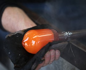 Healesville Glass Blowing Studio - Attractions Sydney