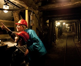 State Coal Mine - Attractions Sydney