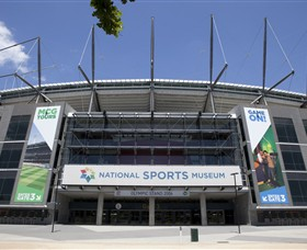 National Sports Museum at the MCG - Attractions Sydney
