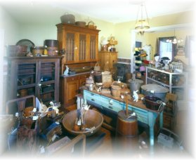 Turnbull Bros Antiques - Attractions Sydney