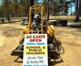 GTS Dirt Karts - Attractions Sydney