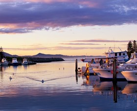 Bermagui Fishermens Wharf - Attractions Sydney
