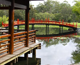 North Coast Regional Botanic Garden - Attractions Sydney