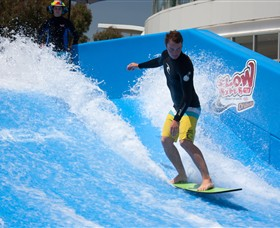 MSAC FlowRider - Attractions Sydney